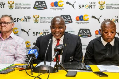 OPINION: Is ASA president Aleck Skhosana under threat, or is a minority just making a noise?