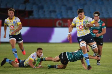 We'll draw energy from amazing Duane, says Bulls rookie Louw
