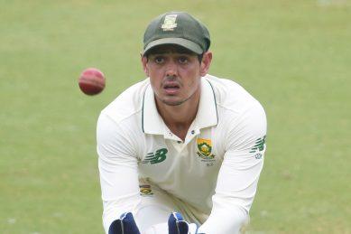 The burden of captaincy is robbing the Proteas of a batting genius in De Kock