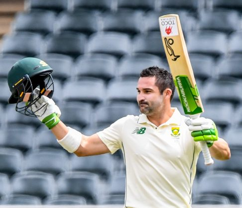 Making progress: Four boxes ticked by the Proteas against Sri Lanka