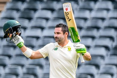 Proteas should have piled on the runs in first innings, admits Elgar