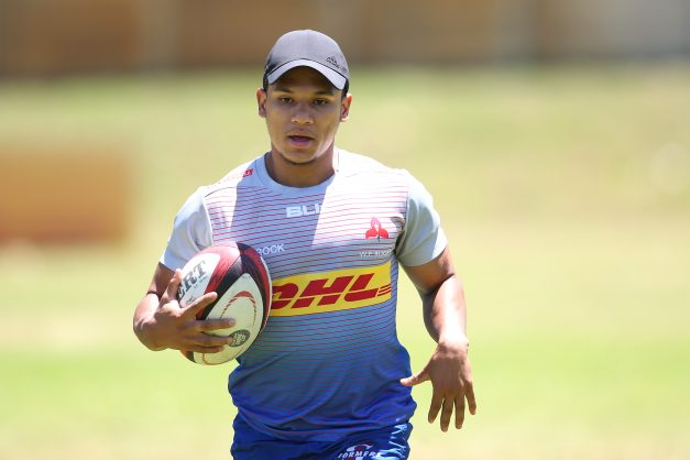 WP excited to be preparing for proper action after three weeks of training – Jantjies
