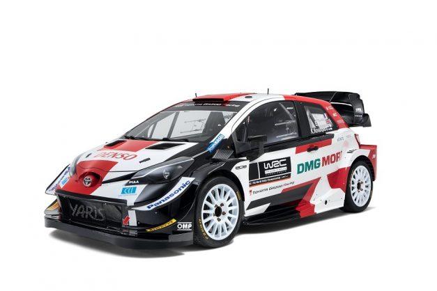 WRC season 2021 ready for blast off
