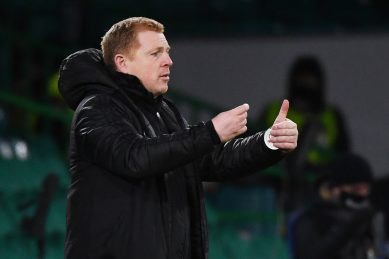 Celtic confirm second coronavirus case as Lennon blasts 'hypocrisy'