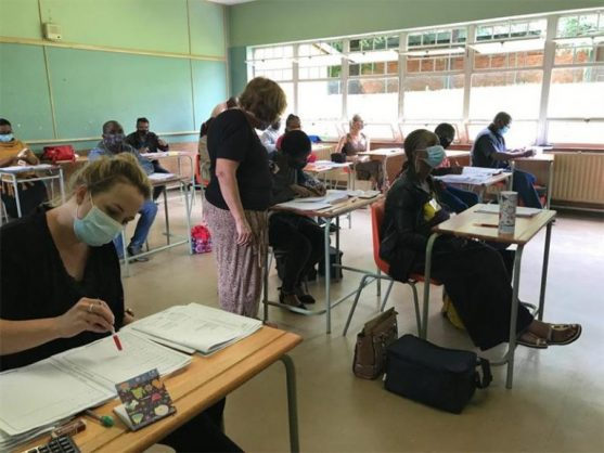 Sadtu calls for matric paper marking in Estcourt to stop until all markers tested