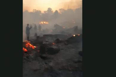 Booysens fire destroys 400 shacks, leaves 2000 displaced (video)