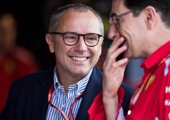Meet F1's new boss