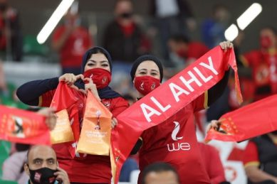 Egypt's Ahly propelled by 'home' advantage at Qatar Club World Cup