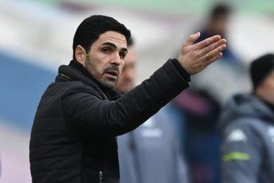 Arsenal boss Arteta dismisses Barcelona speculation
