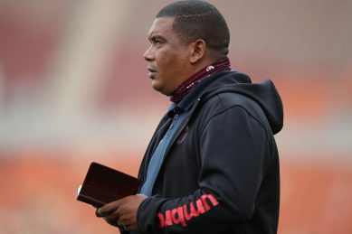 Swallows coach Truter takes bitter first league defeat in his stride