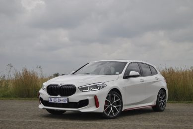 WATCH: BMW declares hot hatch war on Golf GTI