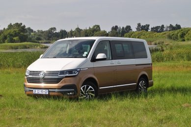 Never ending story: VW Caravelle stays true to the script