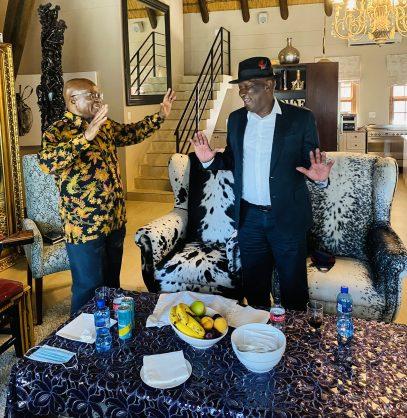 Questions around Cele's Nkandla trip