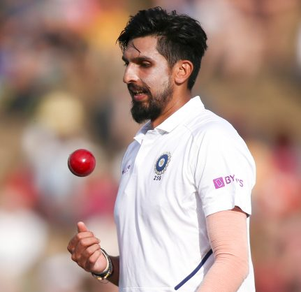 India's Ishant Sharma says 100 Tests just a number