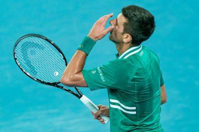 Injured Djokovic slams quarantine, suggests NBA-style 'bubble' tennis season