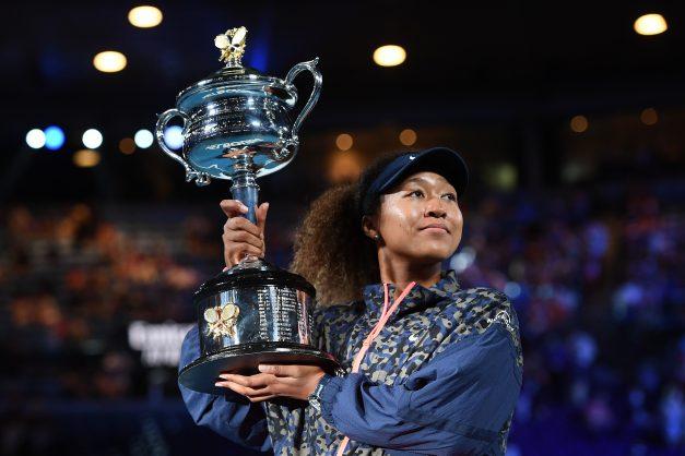 Japan's Naomi Osaka beats Jennifer Brady to win Australian Open
