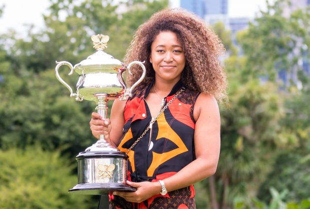 Osaka aims to inspire new generation, but Williams is still the queen