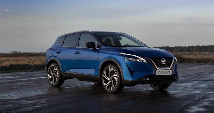 All-new Nissan Qashqai finally out