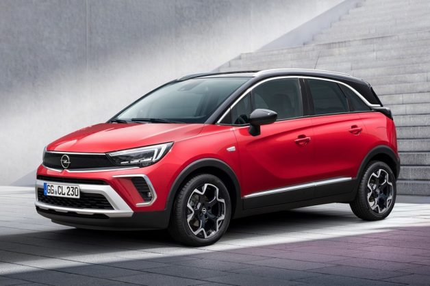 Opel divulges select local specification of facelift, now petrol-powered only Crossland