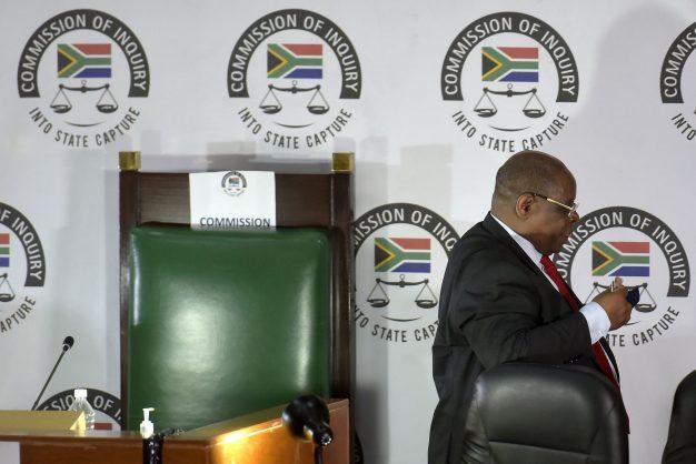 Zuma must spend two years in prison – Zondo