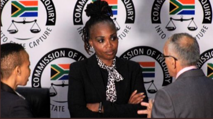 Fired whistleblower tells Zondo how she was hounded out of Prasa