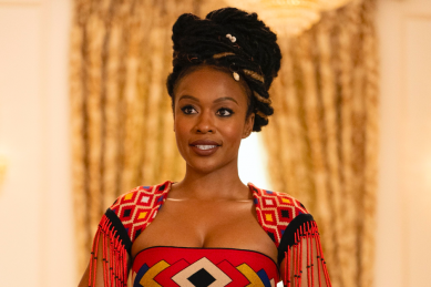 INTERVIEW: Nomzamo Mbatha on going from watching to starring