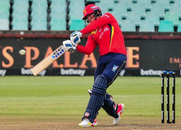 Lions crush Titans in rain-hit T20 Challenge clash