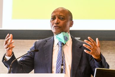 CAF presidency candidate Motsepe vows to make Africa global force