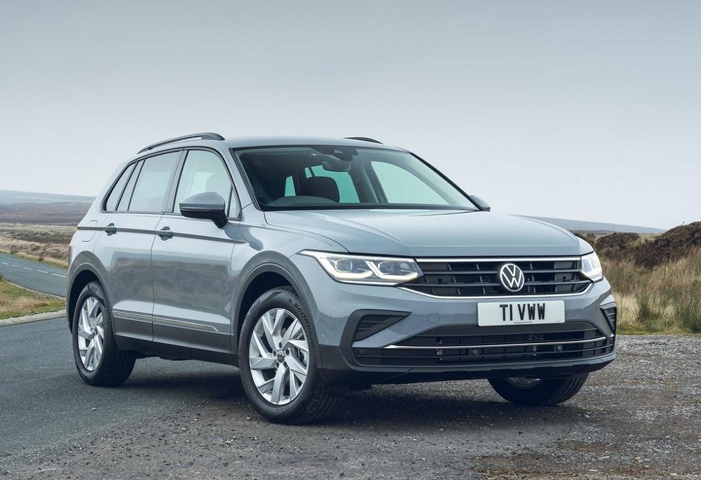 Volkswagen reveals facelift local Tiguan line-up | The Citizen