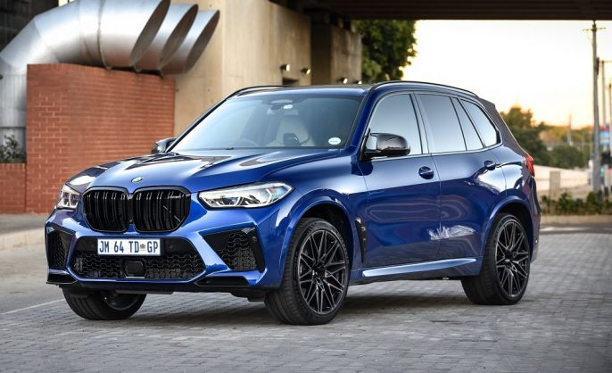 WATCH: BMW X5 M Competition makes AMG brigade eat dust