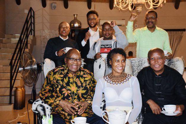 Hitchens's razor and the case of Malema and Zuma's phantom claims