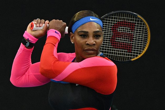 'I'm done': Williams walks out in tears after semi-final defeat
