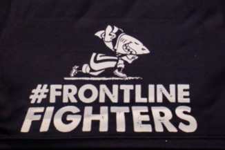 Sharks to honour frontline workers with special hashtag