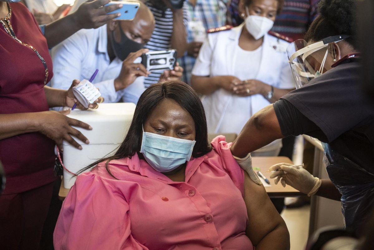 Gauteng MEC for health, Nomathemba Mokgethi, has tested positive for Covid-19.