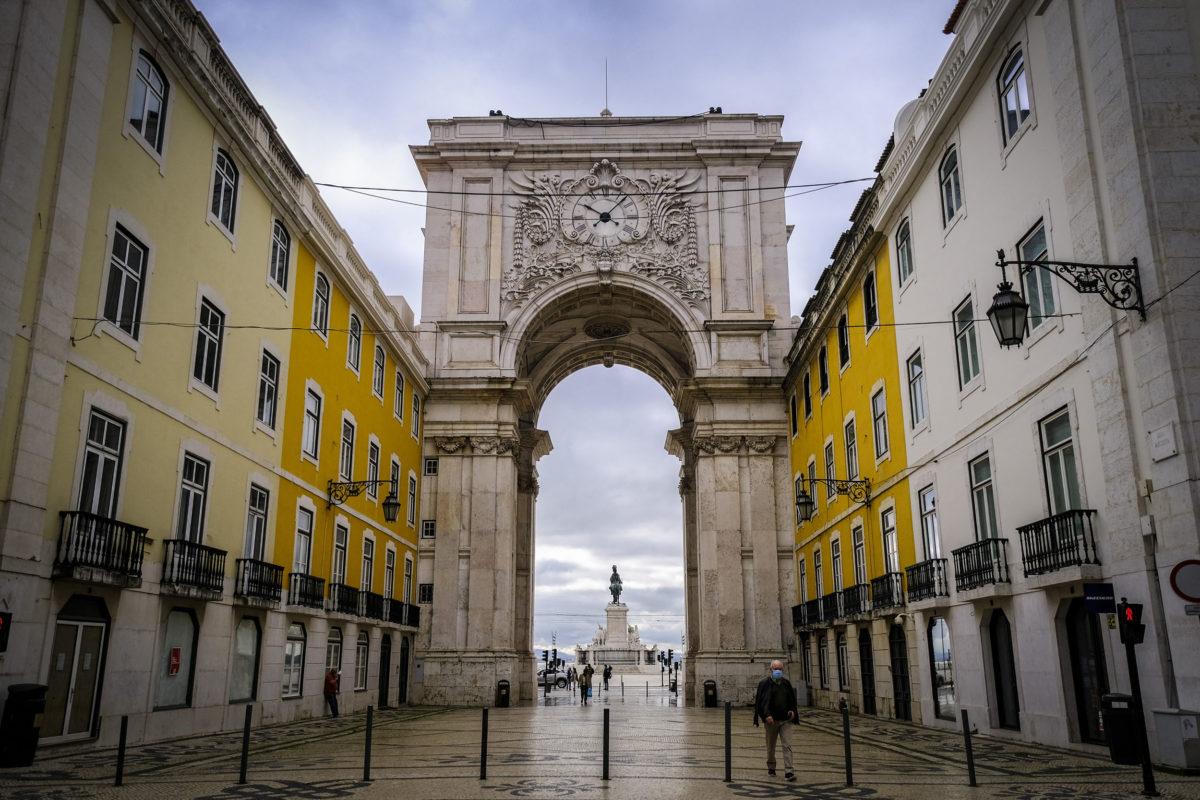 PORTUGAL-HEALTH-VIRUS