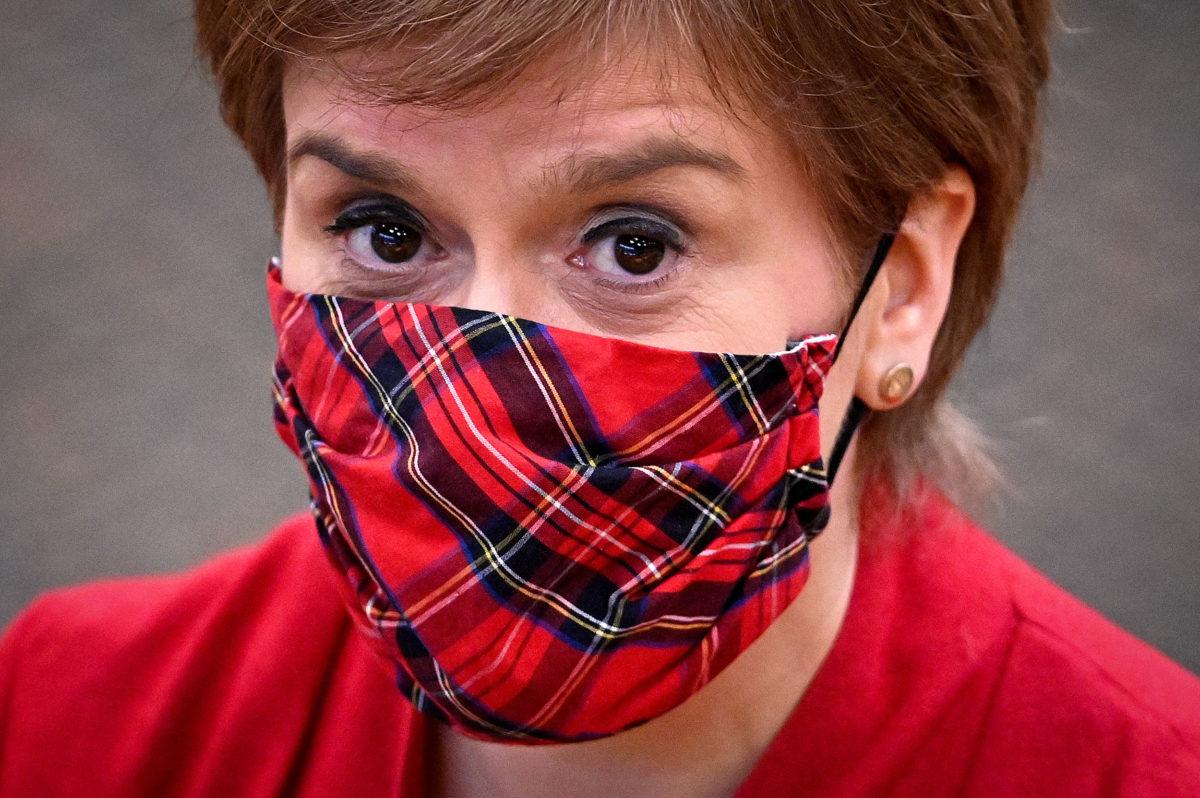 BRITAIN-SCOTLAND-POLITICS