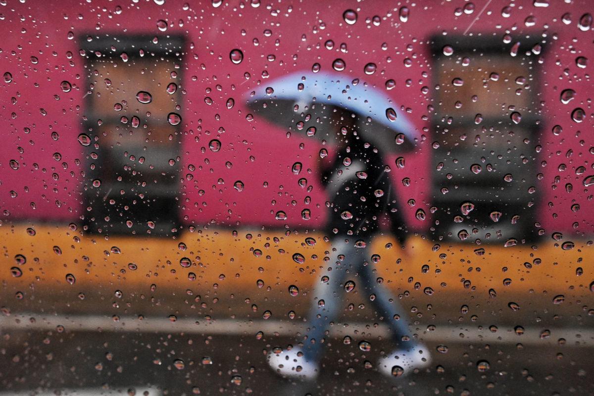 COLOMBIA-WEATHER-RAIN
