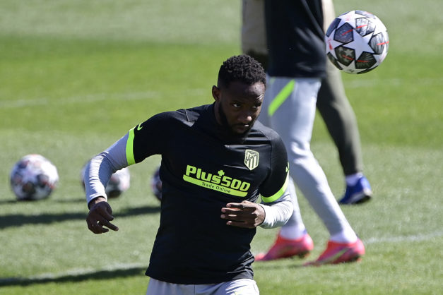 Atletico's Dembele faints in training ground incident