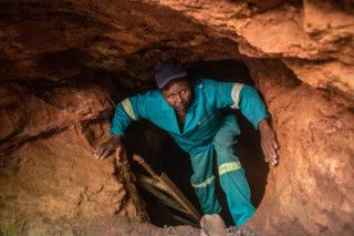Fire Mahlangu inside Mpumalanga