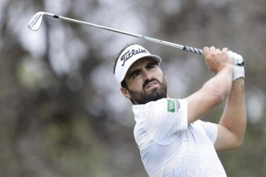 Golfer Antoine Rozner