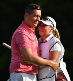 Danie van Tonder and wife Abigail