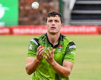 Warriors all-rounder Wihan Lubbe