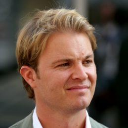 Former Formula One world champion Nico Rosberg
