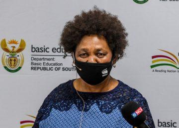 Angie Motshekga, Minister of Basic Education