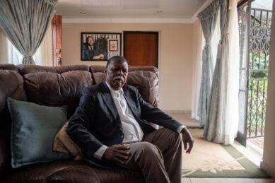 late King Goodwil Zwelithini hideout Mpumalanga