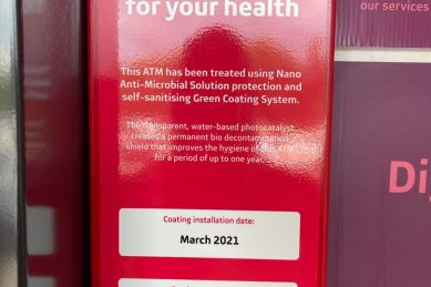 Absa has a solution for ATM hygiene
