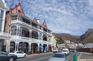 Patrolling Cape Town's 'Deep South'