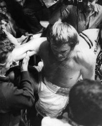 Boxer Kallie Knoetze