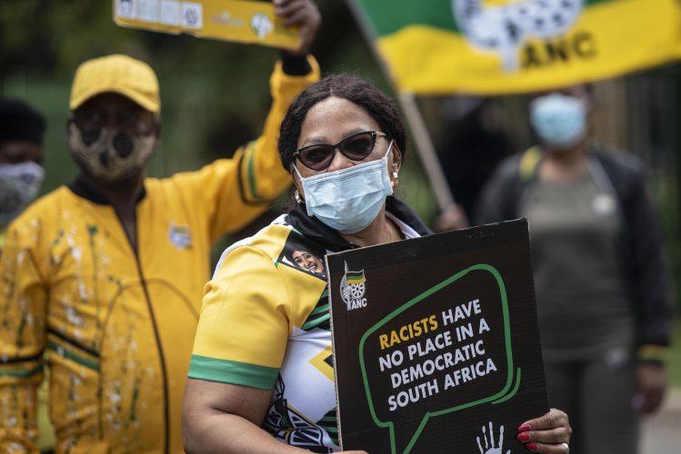 ANC ENCA picket