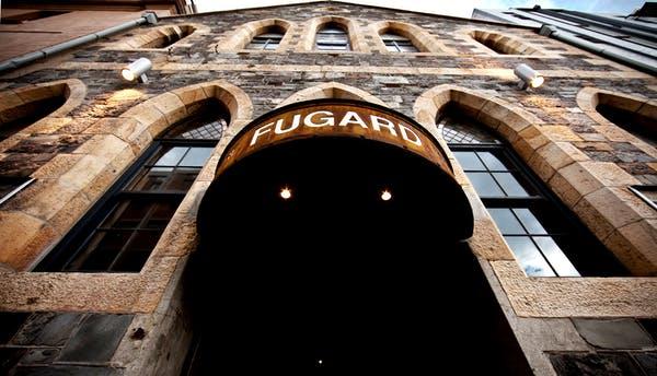 Fugard Theatre entrance